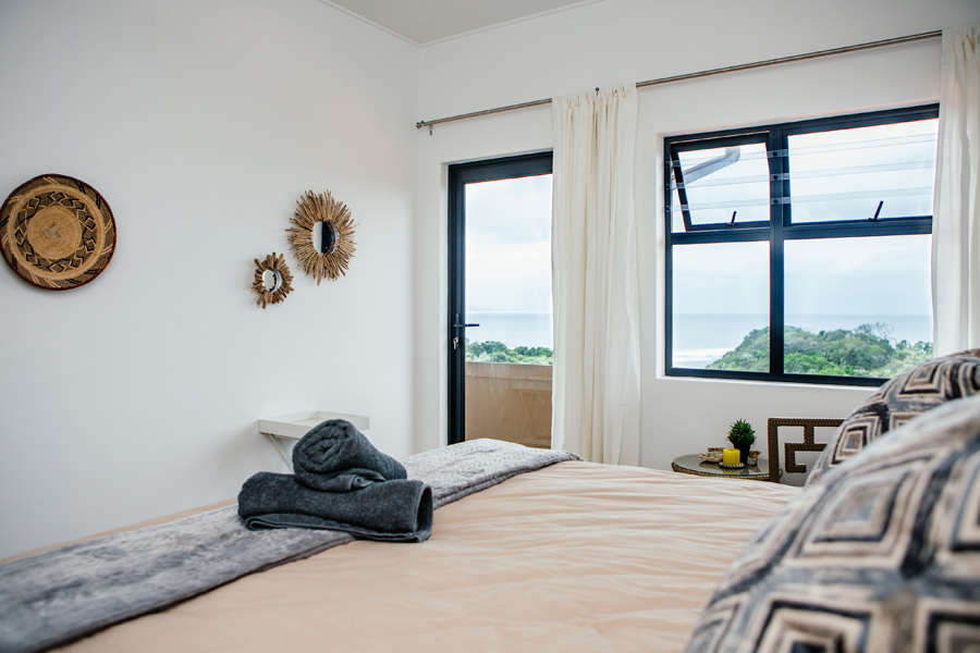 BeachKaya - Upstairs Guest Bedroom