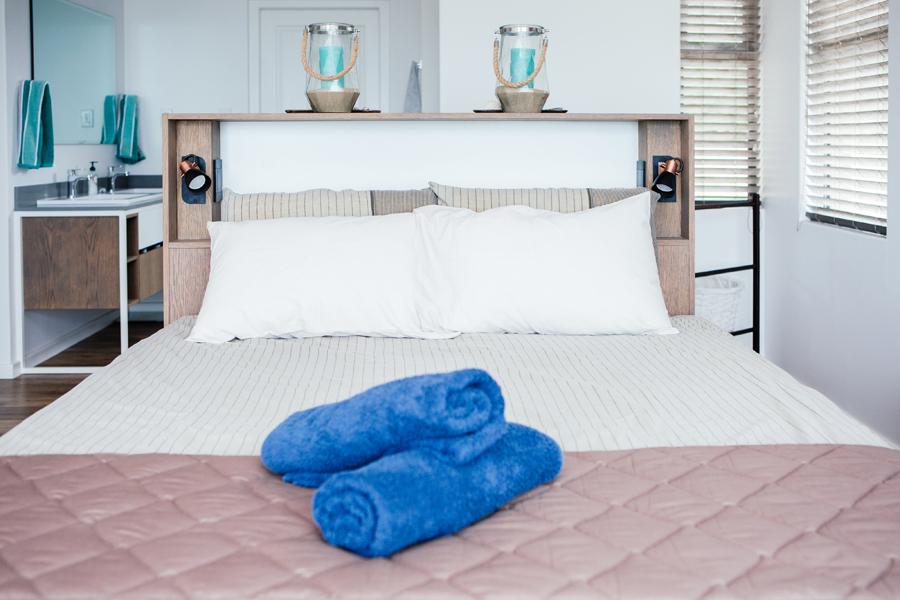 BeachKaya - Master Bedroom