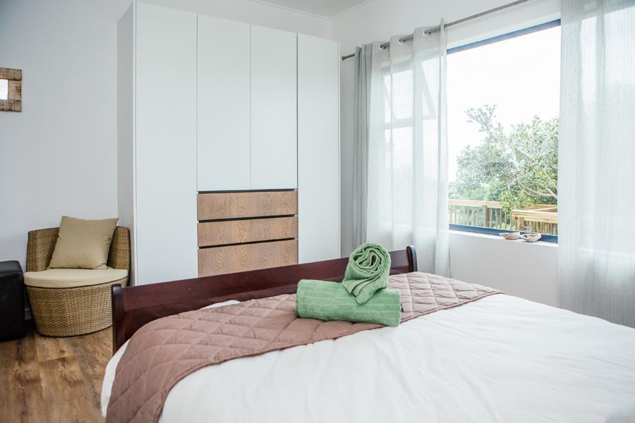 BeachKaya - Downstairs Bedroom