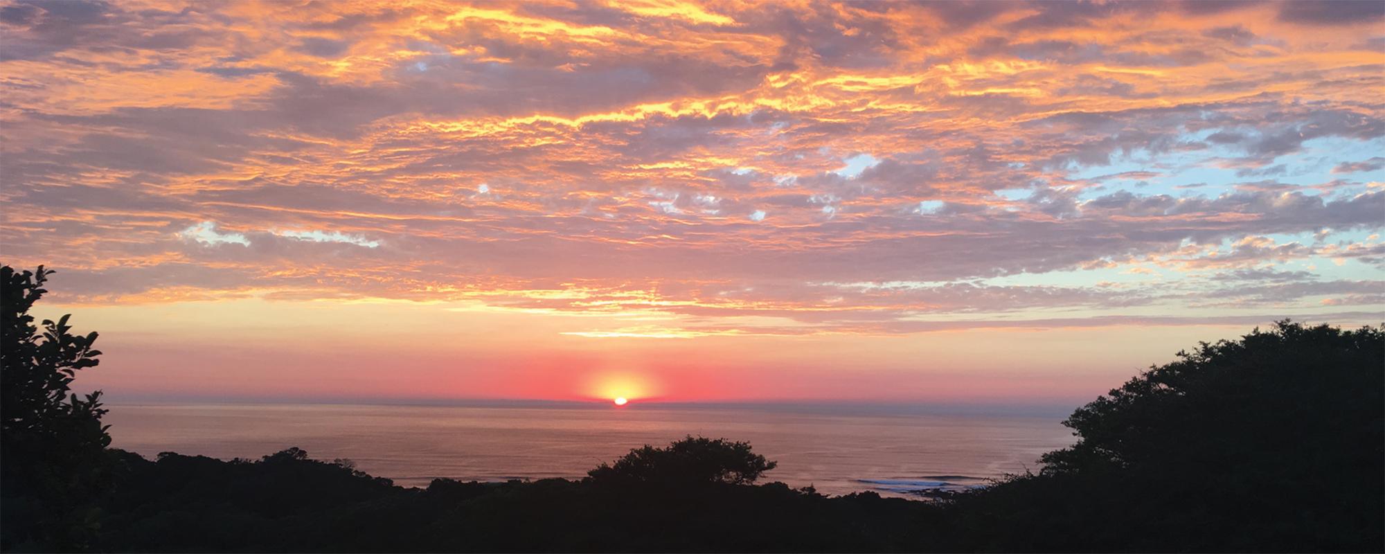 BeachKaya sunrise